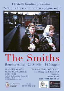 The Smiths: la band alternative rock in mostra alla galleria Michelacci
