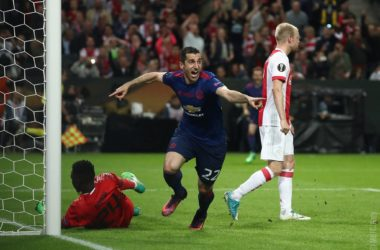 Europa League: il Manchester United trionfa in finale a Stoccolma