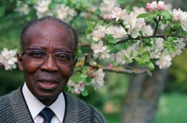 "Léopold Senghor: ""A New York"""