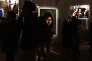 McCurry ad Ancona con ICONS alla Mole Vanvitelliana