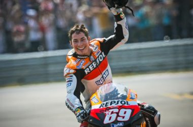 Ciao Nicky Hayden