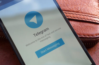 Telegram introduce le foto che si autodistruggono