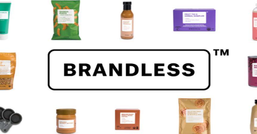 "Brandless: start up ed e-commerce ""no brand"""
